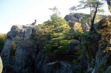 Dovbush rocks, Ukraine